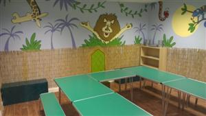 Jungle Party Room